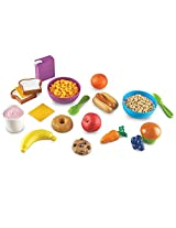 20 Pieces, Durable & Easy Soft Plastic Food Set