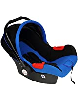 Car Seat cum Carry Cot - Blue
