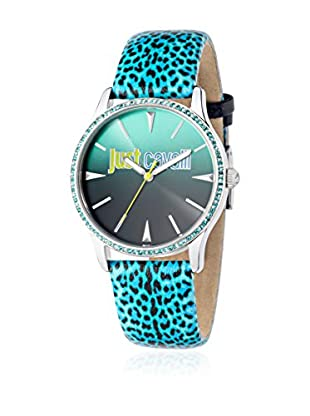 Just Cavalli Quarzuhr Woman R7251211504 blau 38 mm