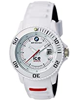 Ice Watch Ice-Watch - Bmw Motorsport - Sili -White - Unisex - Bmw Motorsport Bmw Sili White