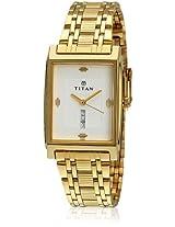Titan Zoop 1165YM01 Wrist Watch For Men (White) - wat_7