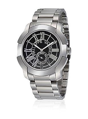 PHILIPPE VANDIER Uhr mit schweizer Quarzuhrwerk 80010  39 mm