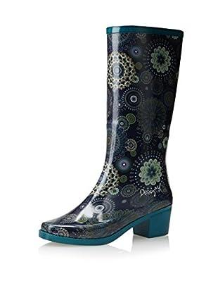 Desigual Women's Rain Boot (Multi)