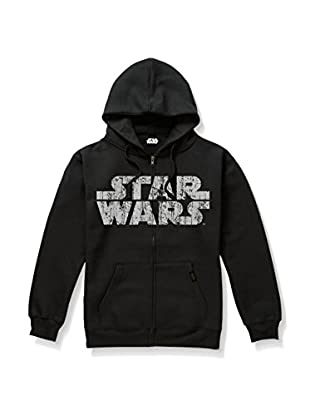 Star Wars Sudadera con Cierre Rebel Logo & Text
