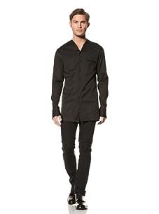 Rochambeau Men's Nix Shirt (Black)