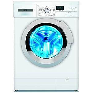 IFB Elite VX Fully-automatic Front-loading Washing Machine (7 Kg, White)