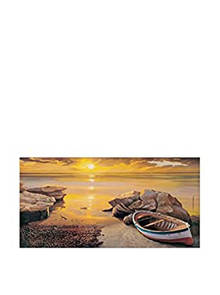 Artopweb Panel Decorativo Galasso Fortune Bay Bordo Nero