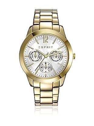 Esprit Reloj con movimiento japonés Woman Dorado 36 mm