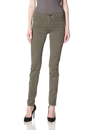 Milk Denim Women's Skinny Jean (Military Green)