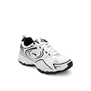 Surrey White Cricket Shoes