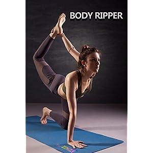 Anti Slip Yoga Mat - Multicolour