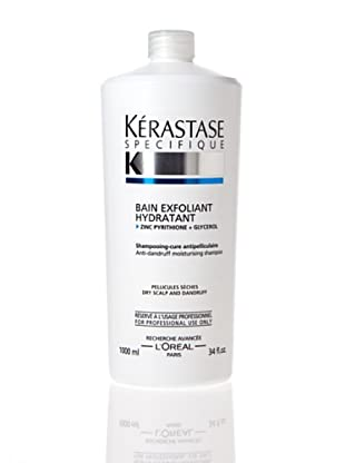 KÉRASTASE Specifique Champú Tratamiento Hidratante Anticaspa Seca 1000 ml