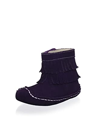 See Kai Run Leilani Boot (Infant) (Purple)