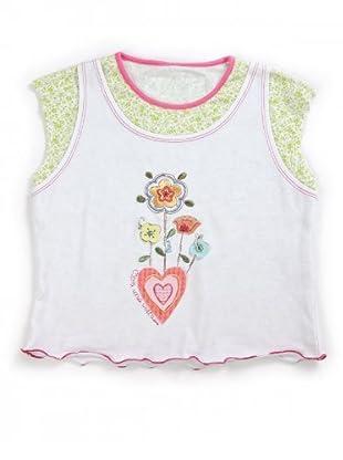 My Doll T-Shirt (Weiß/Grün)
