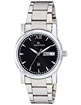 Maxima Analog Black Dial Women's Watch - 38301CMLI