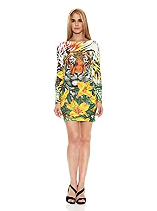 Barbarella Vestido Tiphaine (Multicolor)