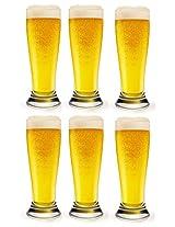 Seahawk Beer Glass Set, 400ml,