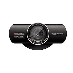 Creative Live! Cam Socialize HD AF 720P, 10MP Webcam