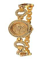 Romanio Analog Mysterious Women's Watch-B1006GD