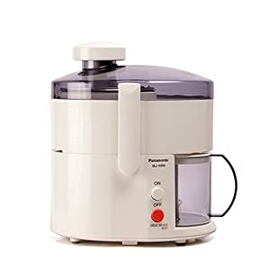 Panasonic MJ-68M Juicer-White
