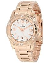 Viceroy Women's 47602-05 Rose Steel Date Watch
