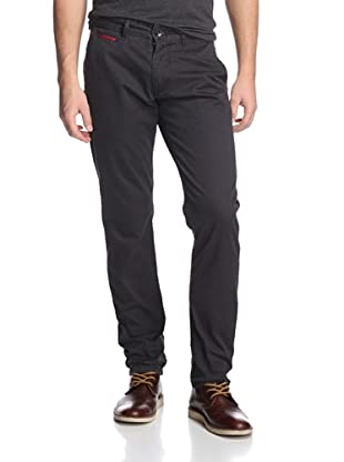 Union Jeans Men's Camano Chino (Charcoal)