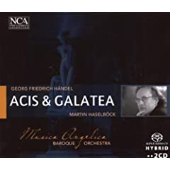Hndel: Acis &amp; Galatea