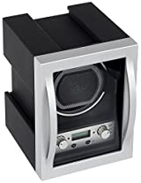 WOLF 454011 Module 4.1 Single Watch Winder, Black