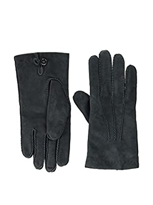 Hackett London Guantes Piel Myf Suede Glove