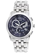 Citizen Eco-Drive Analog Blue Dial Men's Watch - BL8001-51L