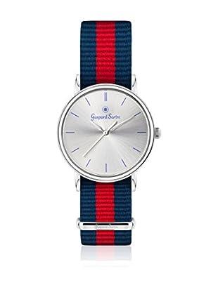 Gaspard Sartre Uhr La Variée blau/rot 36  mm