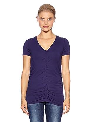 Anna Scott Camiseta Piscine (Azul Oscuro)
