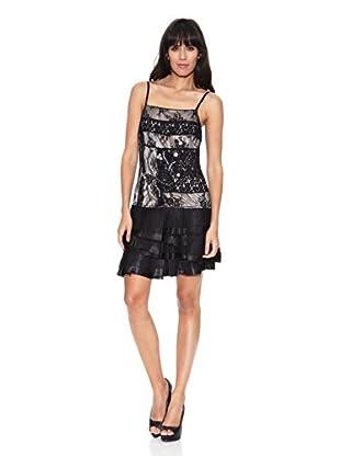Desigual Vestido Tinsa (Negro)