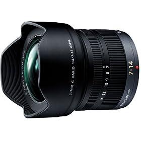 Panasonic LUMIX G VARIO 7-14mm F4.0 ASPH. H-F007014