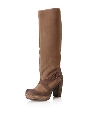 Diesel Women's New Beginning Ingalls Boot (Taupe)