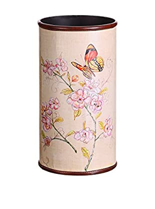 Romantic Style Paragüero Butterfly Multicolor