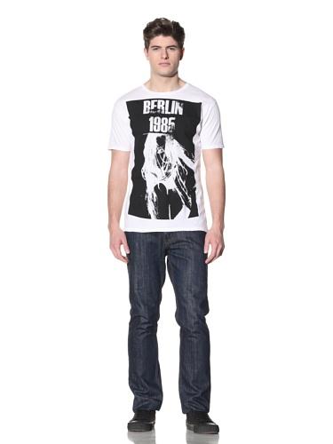 MG Black Label Men's Berlin T-Shirt (White)