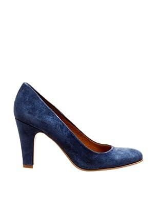 Ibicencas Menorquina Clasica Mujer Dallas (Azul)