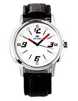 ADAMO White Dial Analogue Mens Watch - (AD1045)