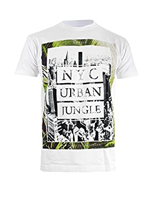 COTTON SOUL Camiseta Manga Corta Urban Jungle
