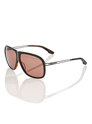 Hogan Sonnenbrille HO0037 05J schwarz/havana
