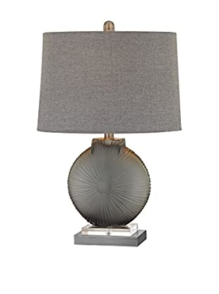 Artistic Lighting Simone Table Lamp, Grey/Pewter