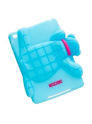 MOSCHINO Case iPad Mini blau