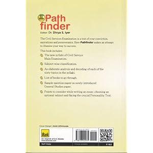 Path Finder - Civil Services Main Examination