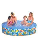 Intex Kids Swimming Pool 6 Feet - Non-Inflatable