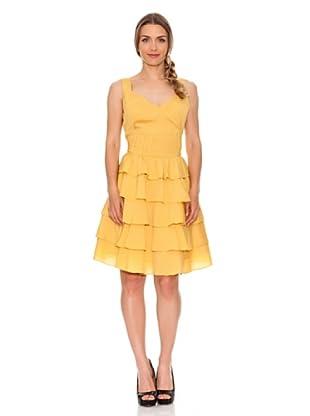 Strena Vestido Tirantes (Amarillo)