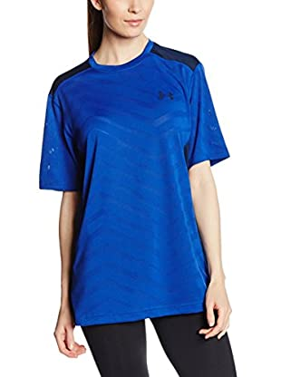 Under Armour T-Shirt Fitness Raid Exo Jacquard Mesh
