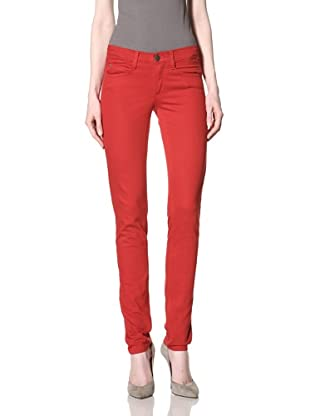 MILK Denim Women's Skinny Jean (Red)