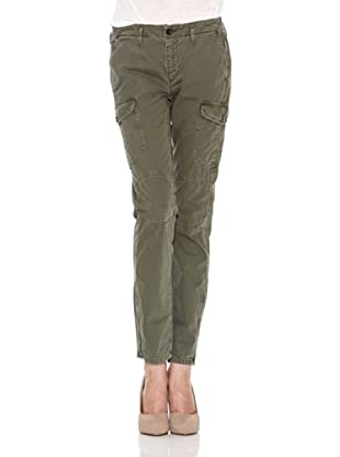 Pepe Jeans London Pantalón Bardot (Caqui)