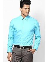 Light Blue Full Sleeve Formal Shirt